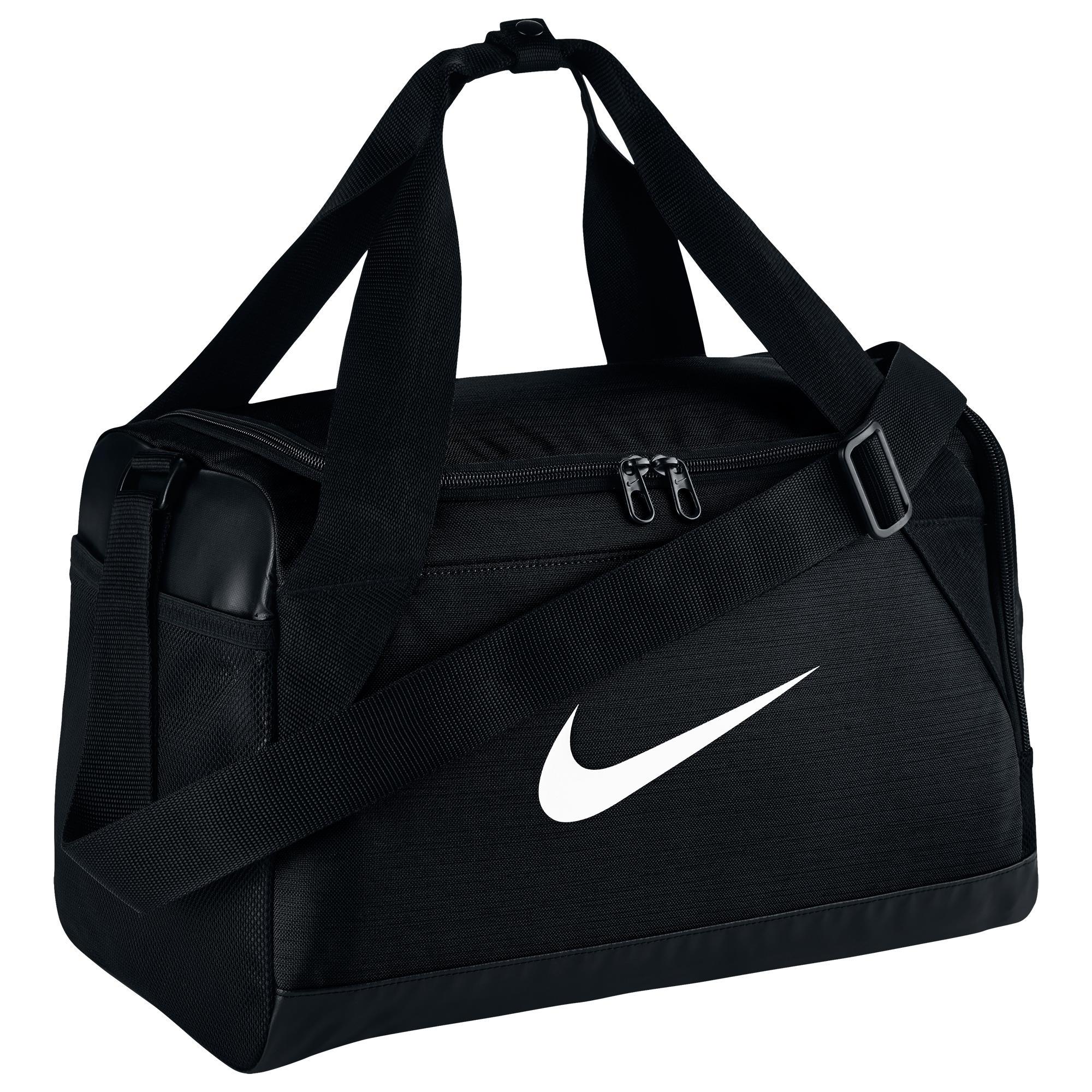 Nike Sporttas Brasilia voor teamsport maat XS 27 liter zwart