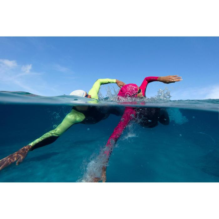 Combinaison de natation néoprène nage en eau libre OWS100 1/0mm homme
