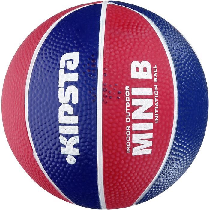Mini panneau de basket enfant/adulte Set Mini B New York bleu. Ballon inclus. - 1089211