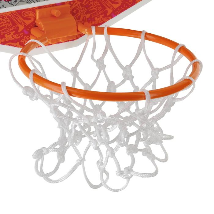 Mini panneau de basket enfant/adulte Set Mini B New York bleu. Ballon inclus. - 1089226