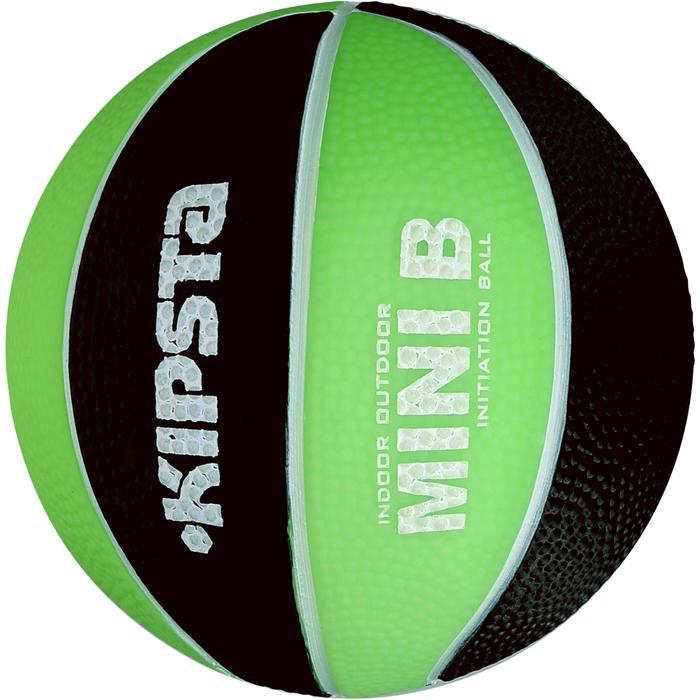Mini panneau de basket enfant/adulte Set Mini B New York bleu. Ballon inclus. - 1089230