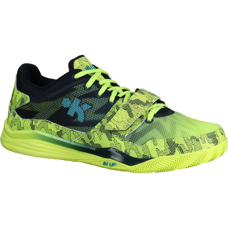 Fast 500 Adult Basketball Shoes - Fluo Yellow