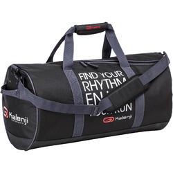 Sporttasche 50l schwarz