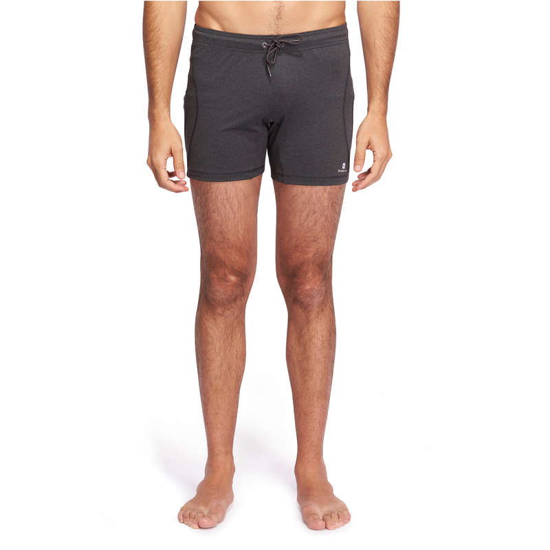 MAN YOGA APPAREL - Hot Yoga Shorts DOMYOS