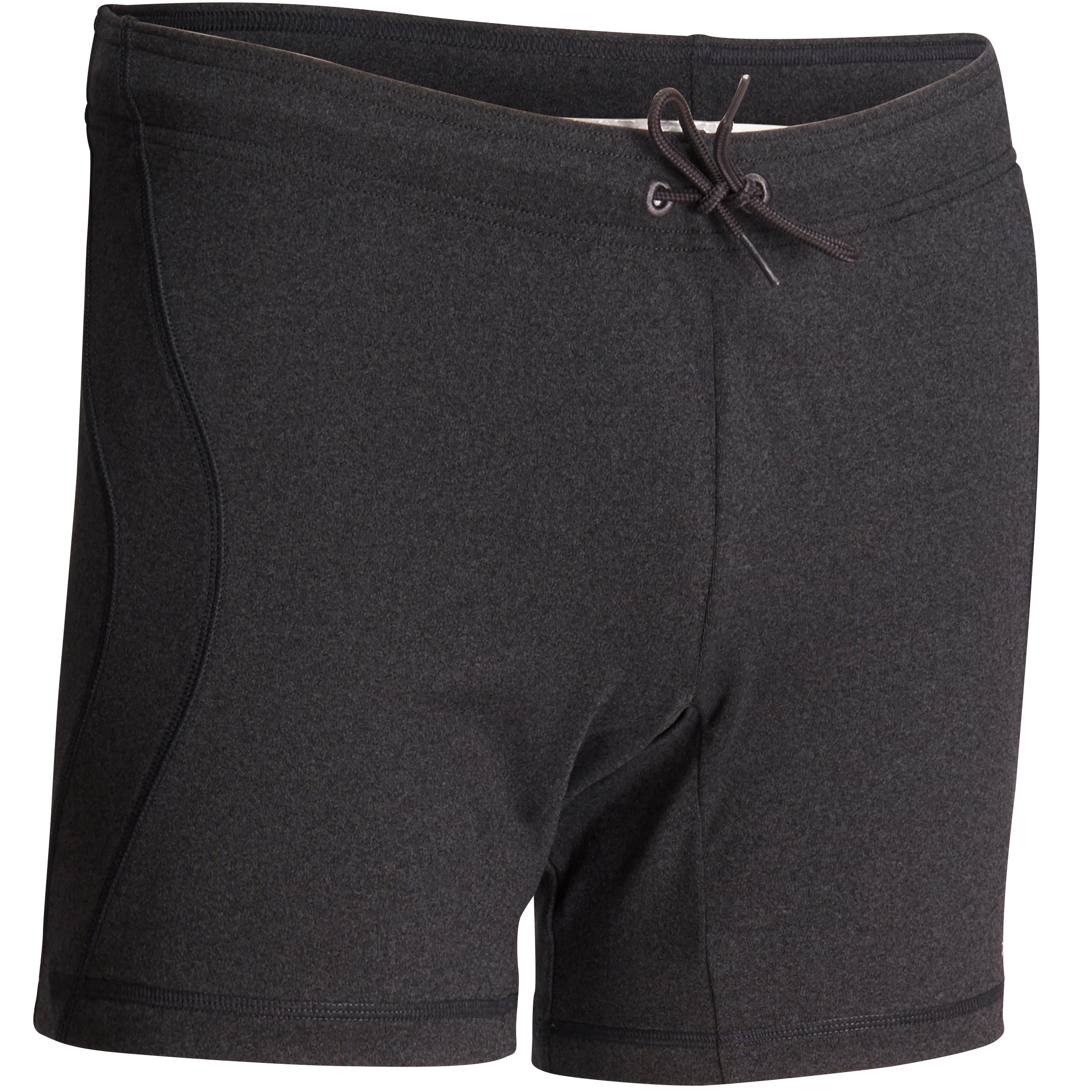 Hot Yoga Shorts - Dark Grey