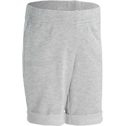 Short 100 Baby Gym gris