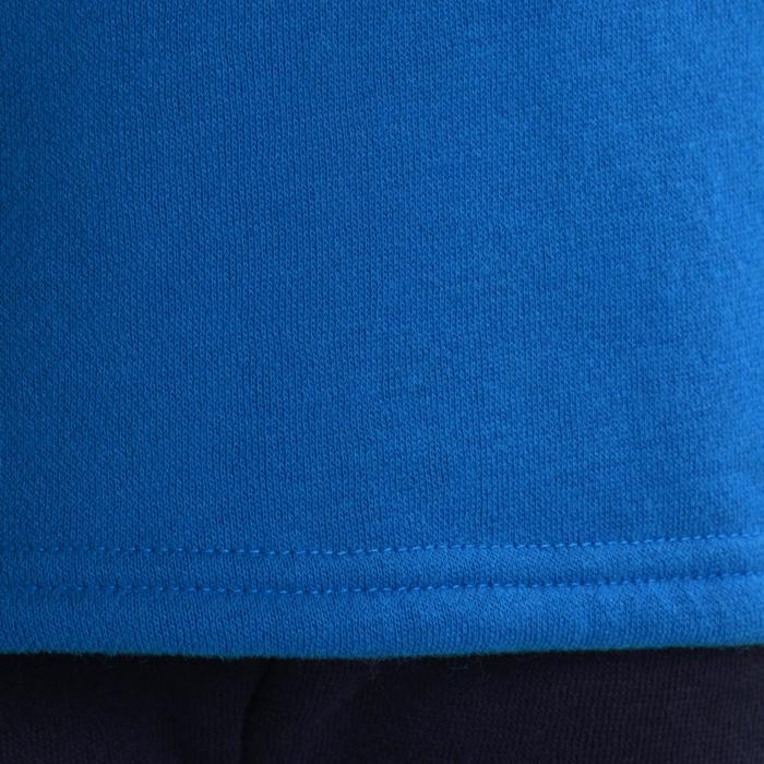Joggingpak Warm'y 100 voor kleutergym blauw