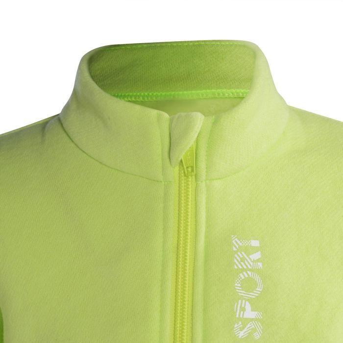 Survêtement 120 Gym Baby zippé imprimé Warm'y Zip - 1090185