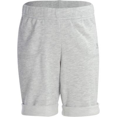 100 Baby Gym Shorts - Grey