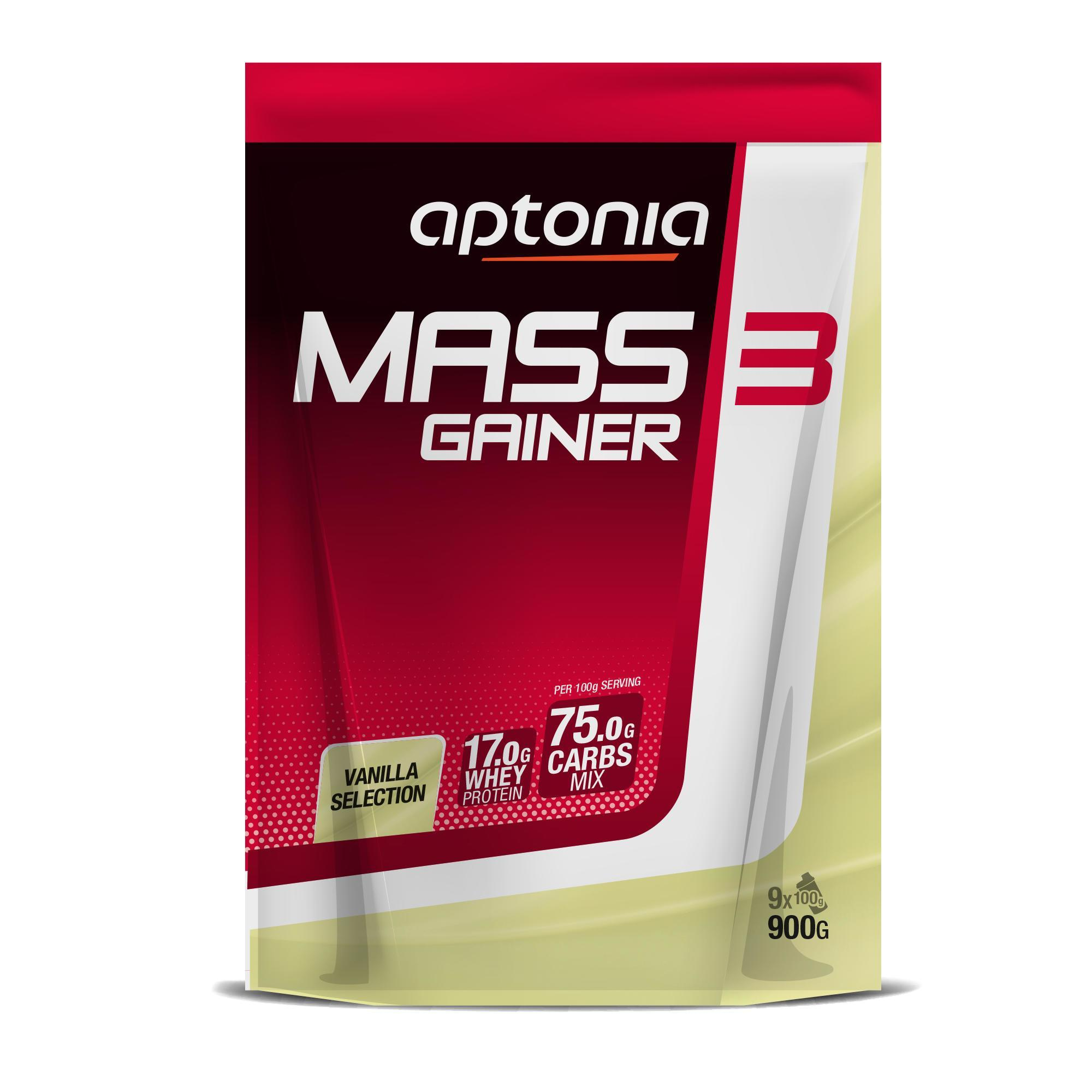 Mass gainer 3 900g vanille aptonia - Chaufferette main decathlon ...