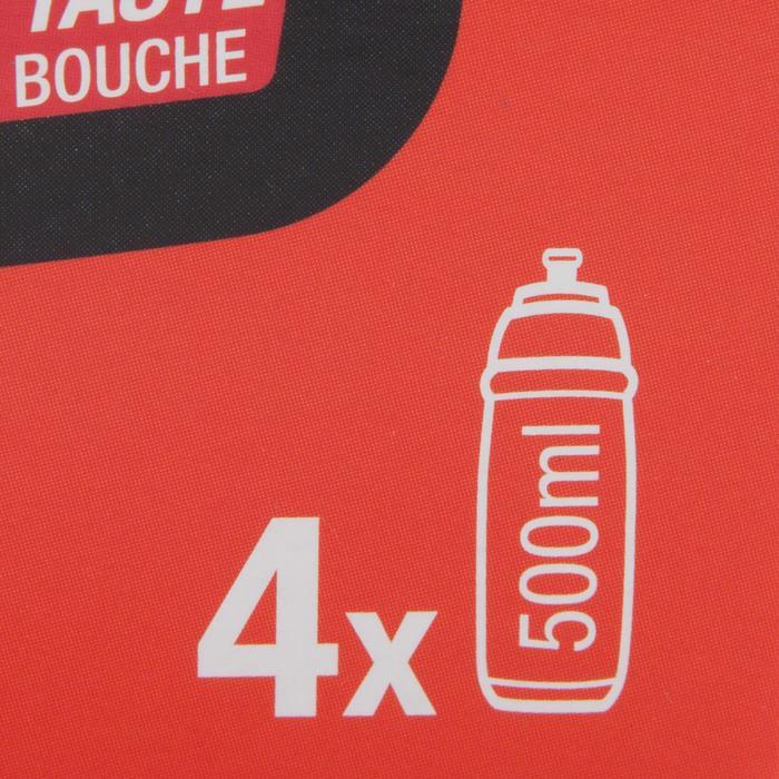 Boisson isotonique poudre ISO+ fraise cerise 4x38g - 1090259