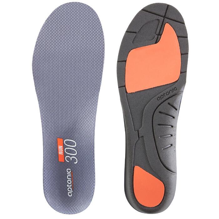 Semelles Run 300 grise - 1090303