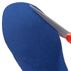 Inlegzolen Walk 500 blauw