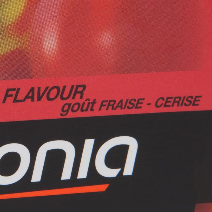 Poeder voor isotone drank ISO+ aardbei/kers 4x 38 g