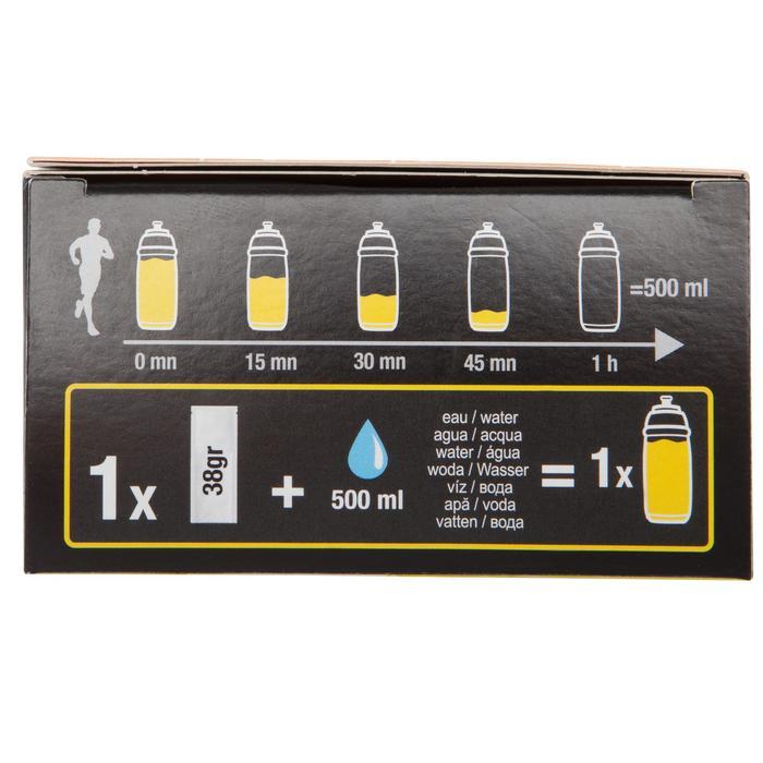 Boisson isotonique poudre ISO+ Citron 4x38g - 1090354