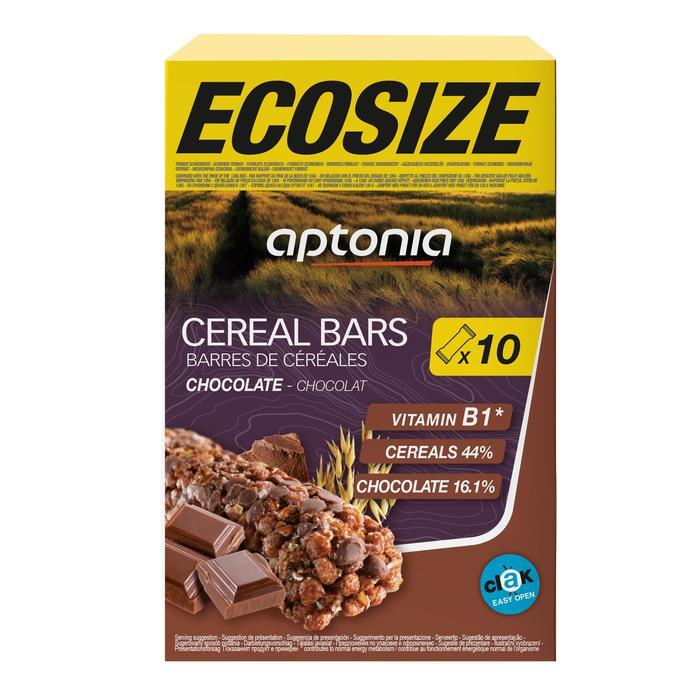 Barre de céréales CLAK ECOSIZE chocolat 10x21g - 1090385