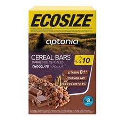 Voordeelpak graanrepen Clak chocolade 10x 21 g