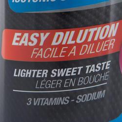 Siroop voor isotone dorstlesser ISO+ rode vruchten 750 ml - 1090403