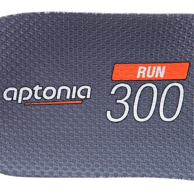 Plantilla Run 300 gris