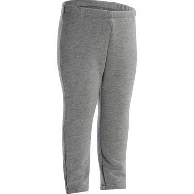 Pantalon 100 chaud Baby Gym Gris