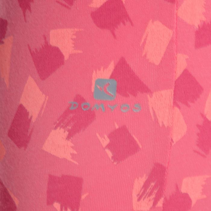 Baby Printed Gym Leggings - Pink - 1090455