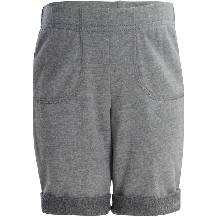 500 Baby Gym Shorts - Grey - 1090474