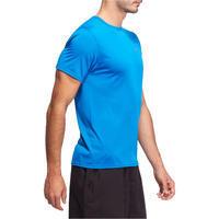 T-shirt entraînement cardio homme bleu Energy