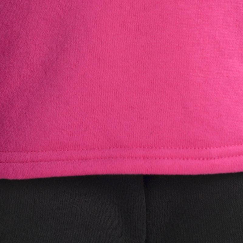 Survêtement 100 Gym Baby imprimé rose Warm'y