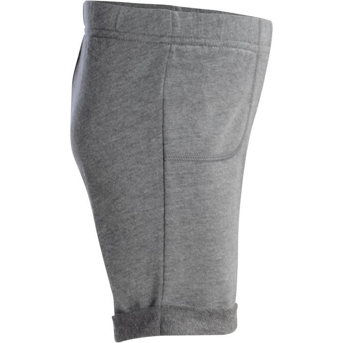 500 Baby Gym Shorts - Grey - 1090484