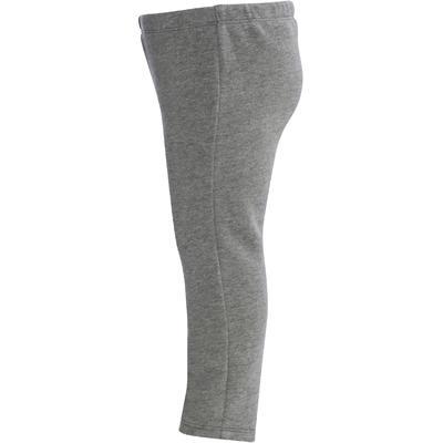 100 Baby Gym Warm Bottoms - Grey