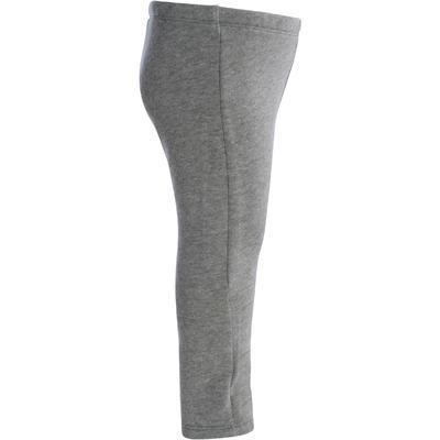 Pantalon 100 chaud Baby Gym Gris