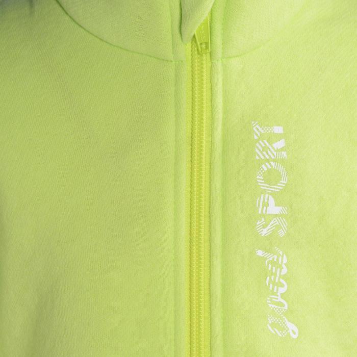 Survêtement 120 Gym Baby zippé imprimé Warm'y Zip - 1090568