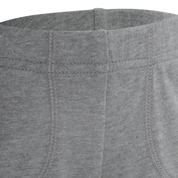 500 Baby Gym Shorts - Grey - 1090582