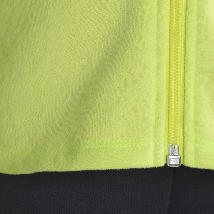 Trainingsanzug 120 Gym Warm'Y mit RV Baby Print grün