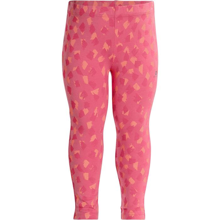 Baby Printed Gym Leggings - Pink - 1090598