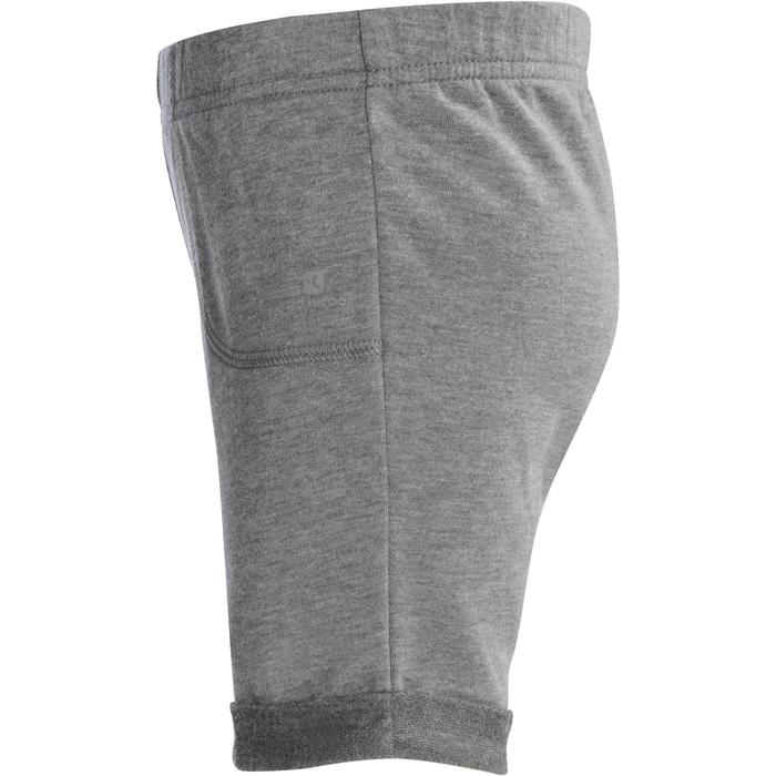500 Baby Gym Shorts - Grey - 1090603