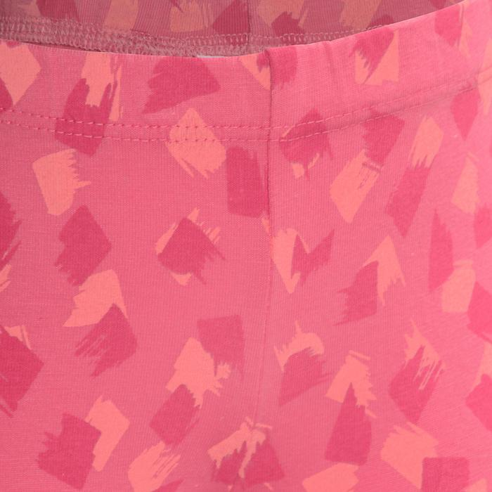 Baby Printed Gym Leggings - Pink - 1090610