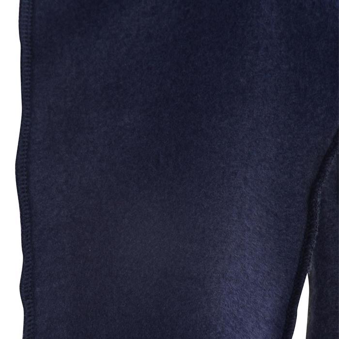 Broek 100 voor kleutergym warm marineblauw