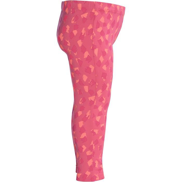Baby Printed Gym Leggings - Pink - 1090690