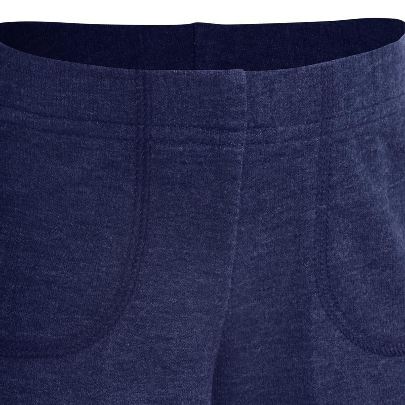 100 Baby Gym Shorts - Blue