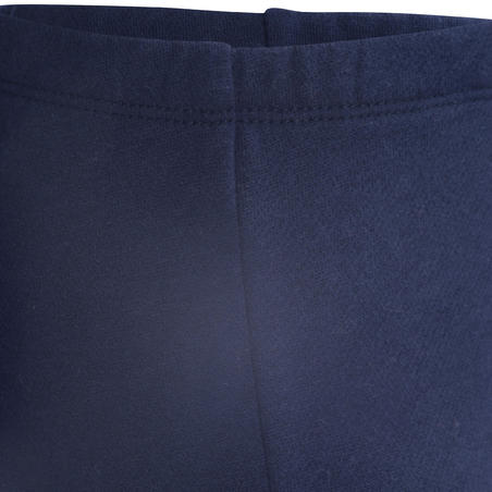 100 Warm Baby Gym Bottoms - Navy Blue