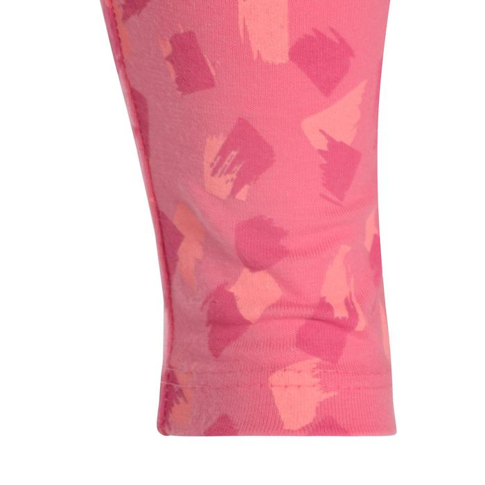 Baby Printed Gym Leggings - Pink - 1090729