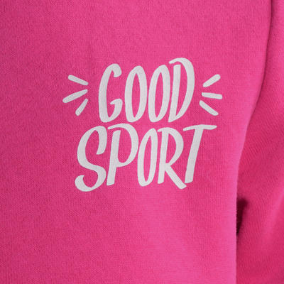 100 Warm'y Baby Gym Tracksuit - Pink