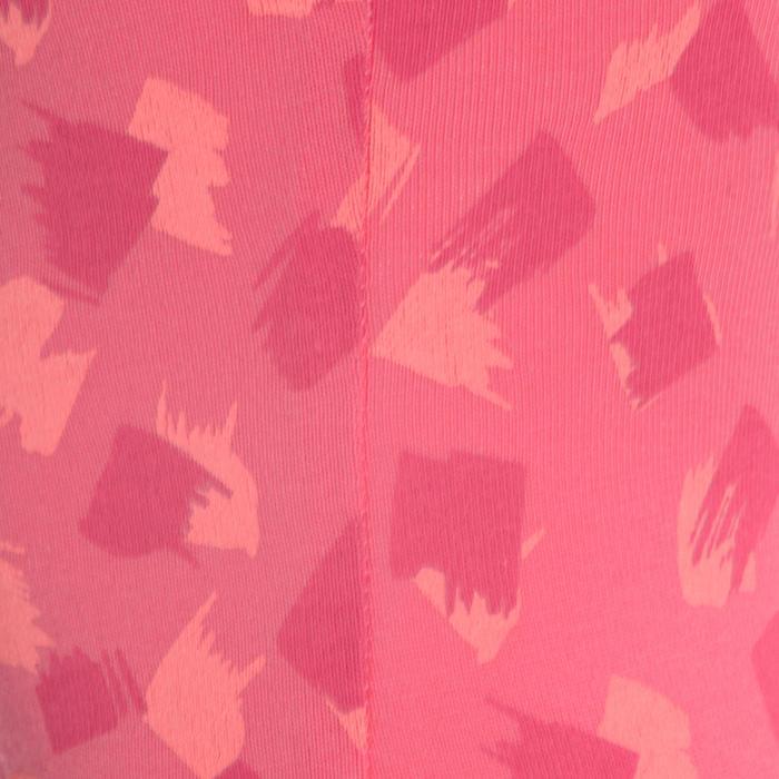 嬰幼兒健身運動緊身褲 - 粉紅色