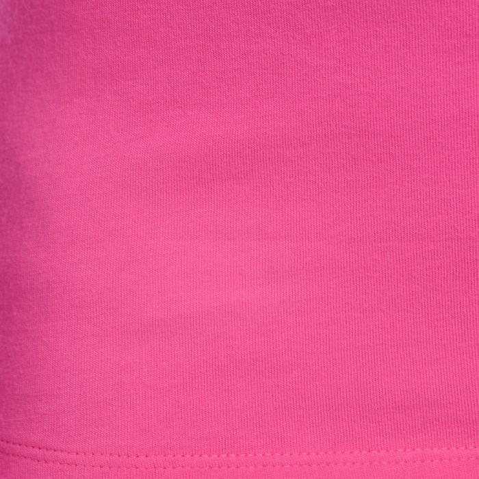 T-Shirt manches courtes 100 Gym fille - 1090867