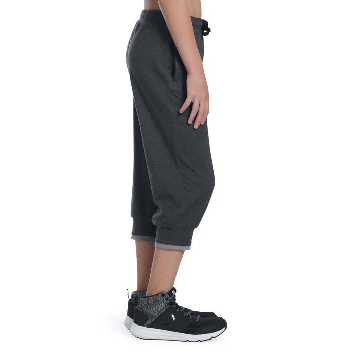 Gym kuitbroek voor meisjes, regular fit - 1090887