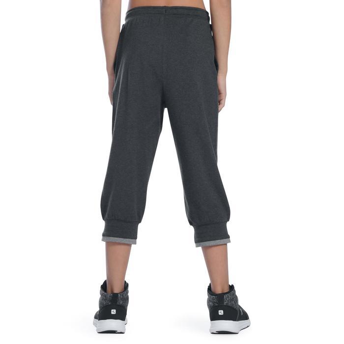 Gym kuitbroek voor meisjes, regular fit - 1090964