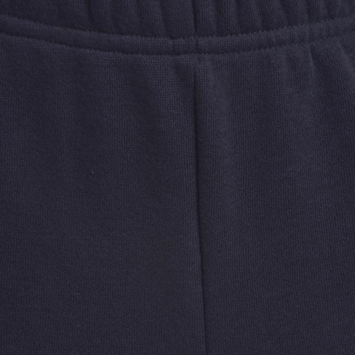 Survêtement chaud zippé imprimé Gym fille Warm'y Zip - 1090986
