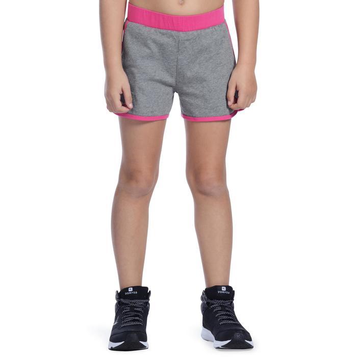 Short Gym fille - 1090989