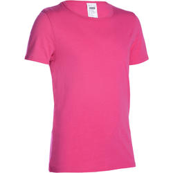 Gym T-shirt met korte mouwen voor meisjes